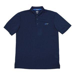 Greg Norman Solid Color 5 Iron Golf Shirt